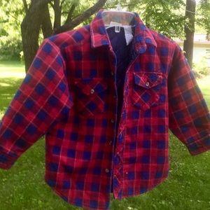Northwest Territory Flannel Jacket